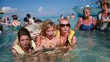 The stingray photobomb