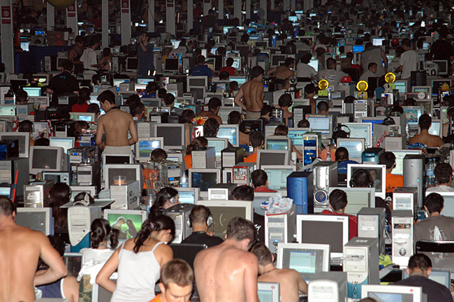 Big LAN party