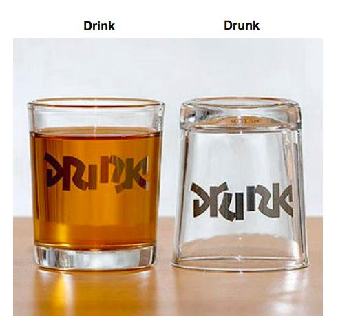 Drink and drunk